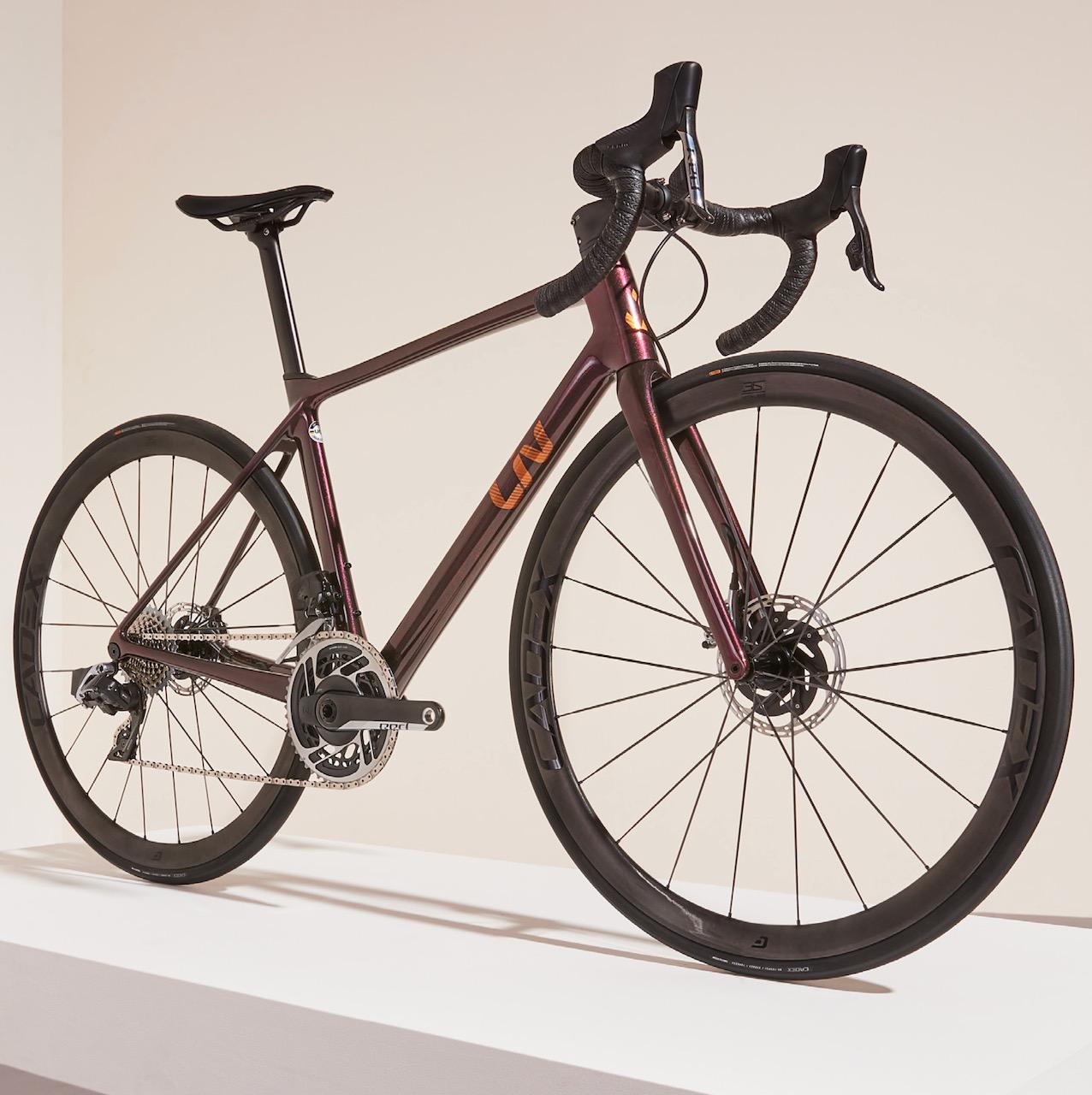 2022 Liv Langma disc full bike