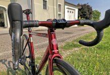 2021 Battaglin Power Plus EVO Edizione Anniversario custom Italian steel integrated road bike, 40th anniversary limited edition