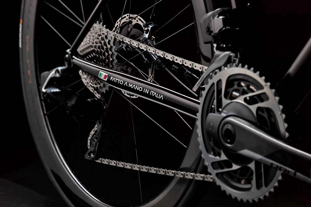 2021 Battaglin Power Plus EVO Edizione Anniversario custom Italian steel integrated road bike, 40th anniversary limited edition,drivetrain options