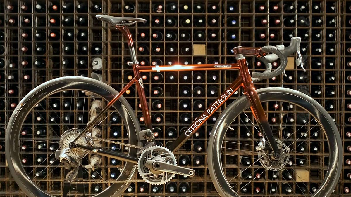 2021 Battaglin Power Plus EVO Edizione Anniversario custom Italian steel integrated road bike, 40th anniversary limited edition,finish options