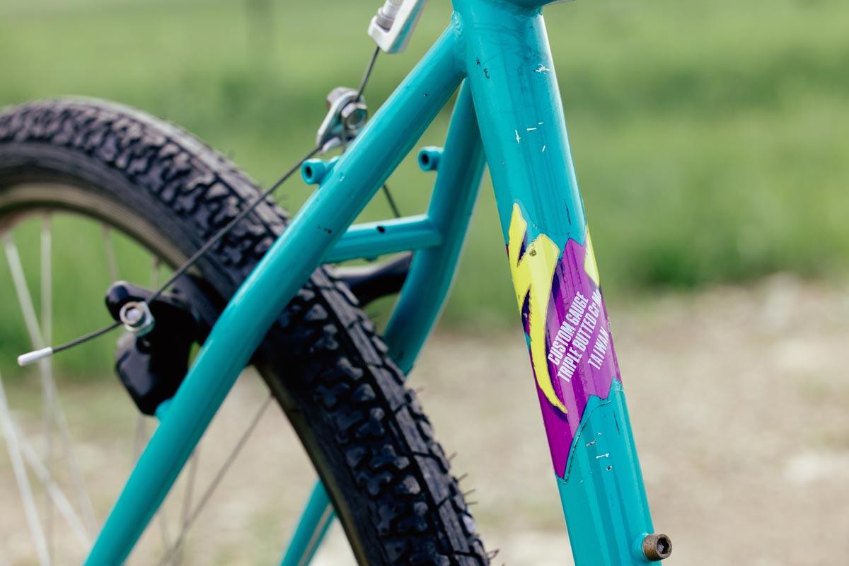 Specialized 1989 RockCombo frame