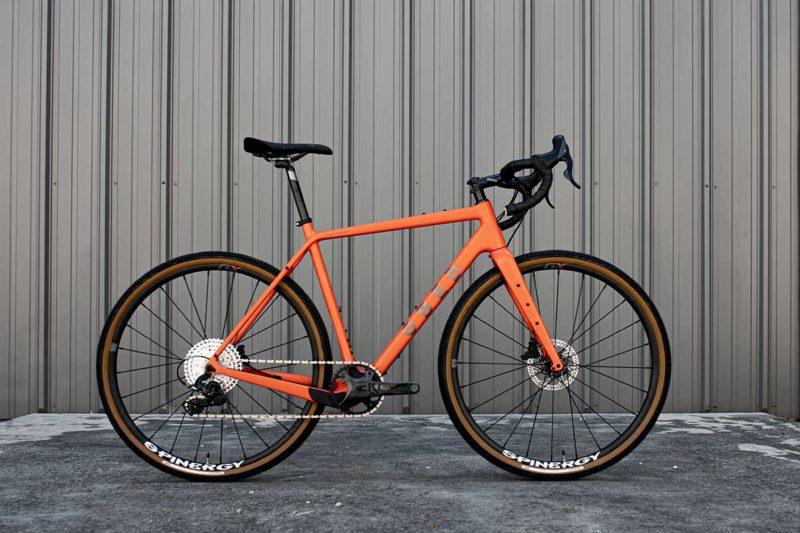 obed boundary gravel bike campagnolo ekar 1x13