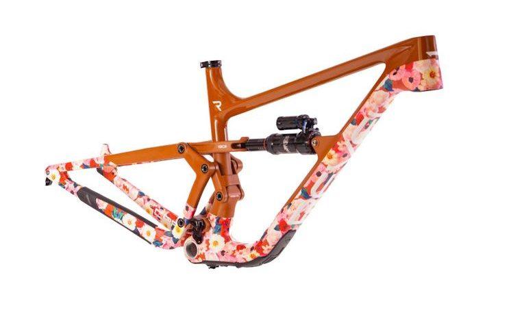 Revel Rascal, custom wrapped frame