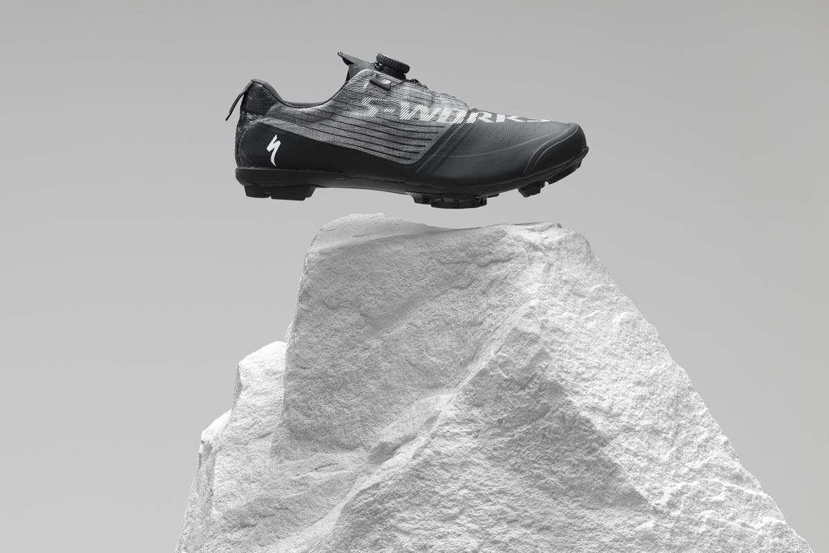 Specialized EXOS EVO XC Shoes side