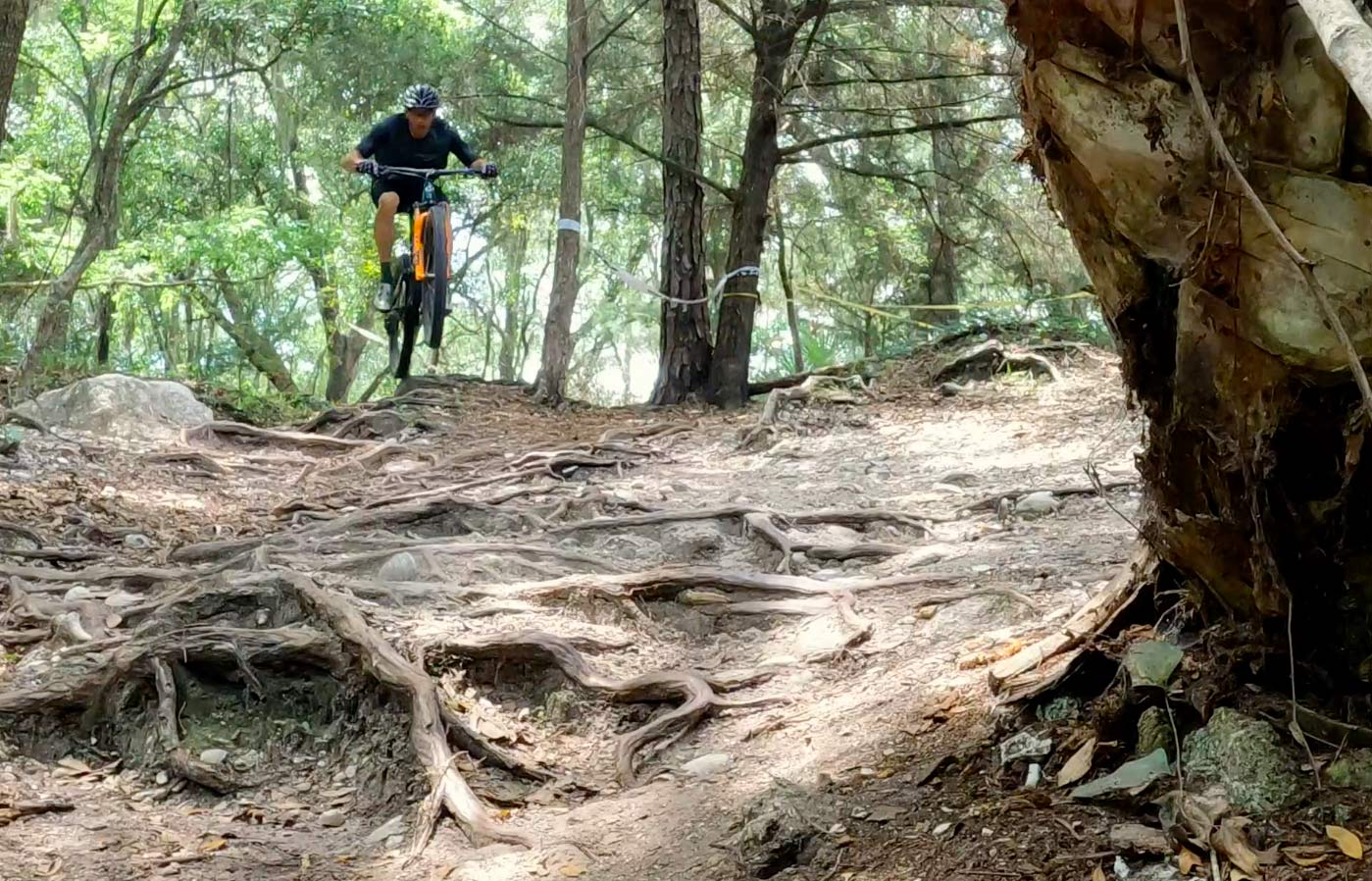riding the new 2022 niner jet 9 rdo trail mountain bike for a review
