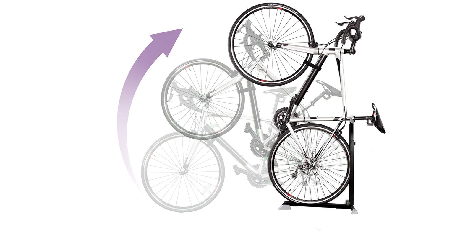 Bike Nook Bicycle Stand - best bike storage