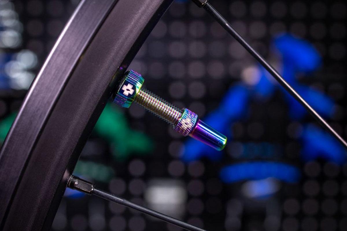 mucoff v2 tubeless valves for mtb tire inserts gravel