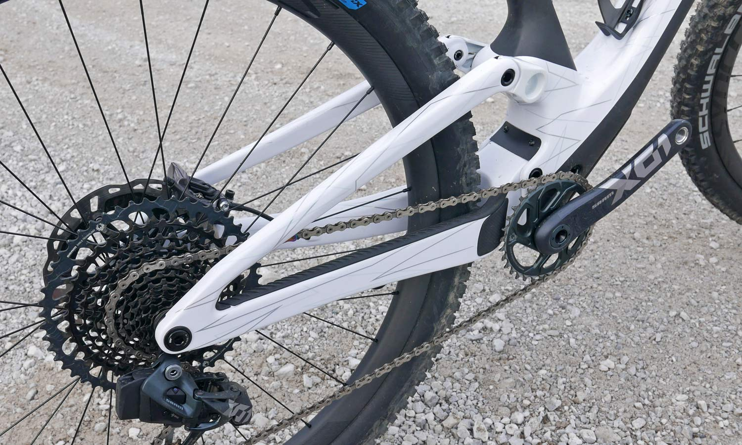 2022 Scott Spark RC & 900 XC trail mountain bikes, light fully-integrated cross-country MTB,driveside