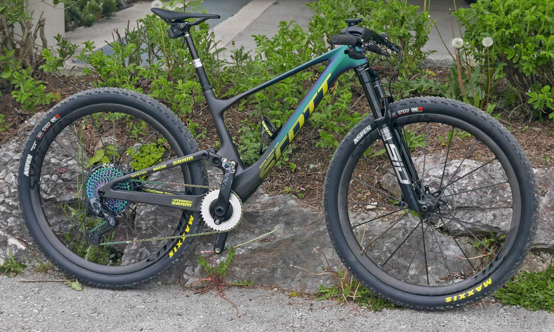 2022 Scott Spark RC & 900 XC trail mountain bikes, light fully-integrated cross-country MTB,Nino N1NO
