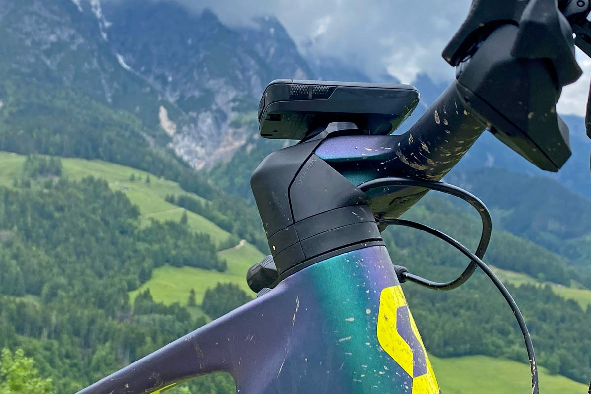 2022 Scott Spark RC & 900 XC trail mountain bikes, light fully-integrated cross-country MTB,headset