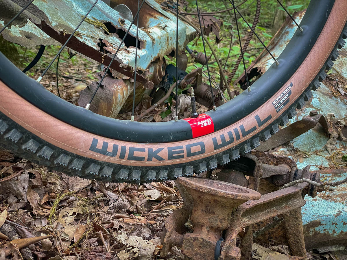 Schwalbe Wicked Will from side