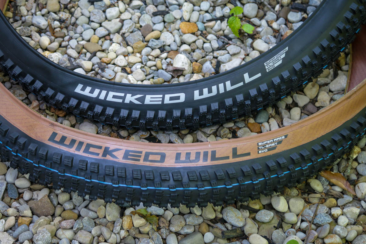 Schwalbe Wicked Will tires