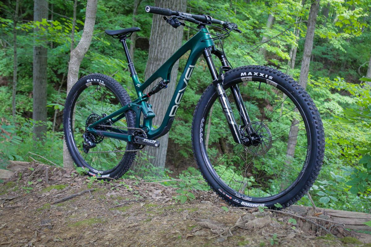 Revel Ranger x01 complete build 2021 mountain bike
