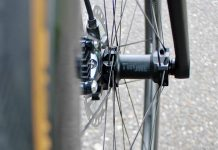 FFWD Two-One affordable 2-1 hubs make carbon Drift gravel and RYOT aero road wheels more affordable, front