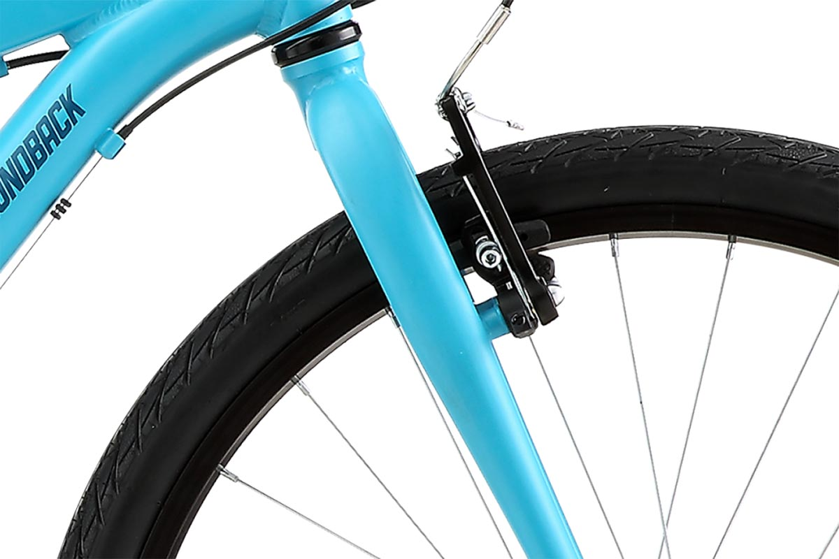 "diamonback metric 24"" kids bike rim brakes"