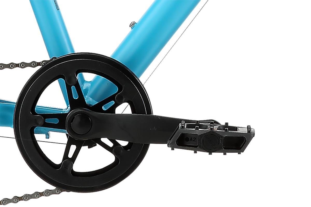 "diamonback metric 24"" kids bike chainring protected"