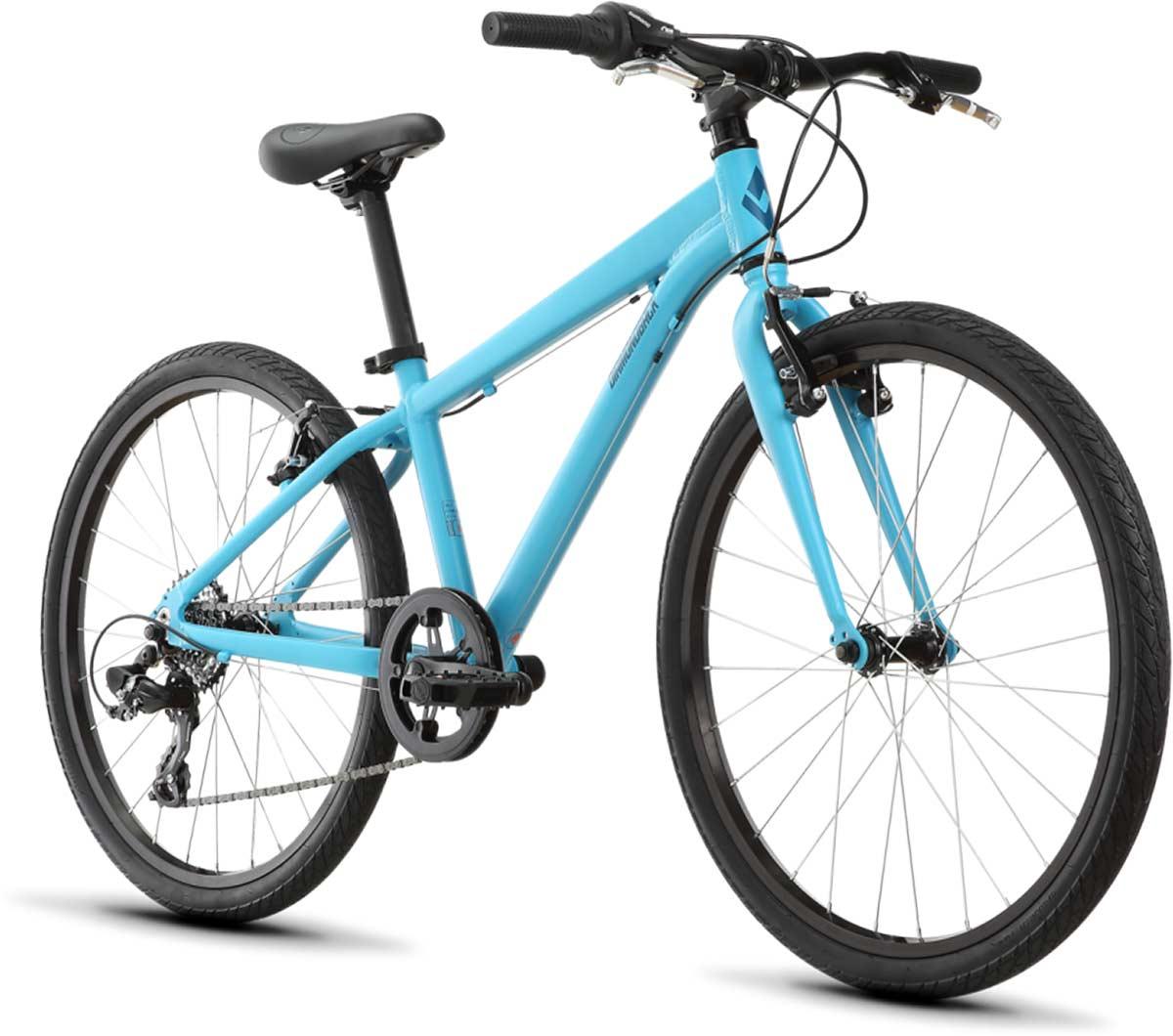 "diamonback metric 24"" kids bike blue"