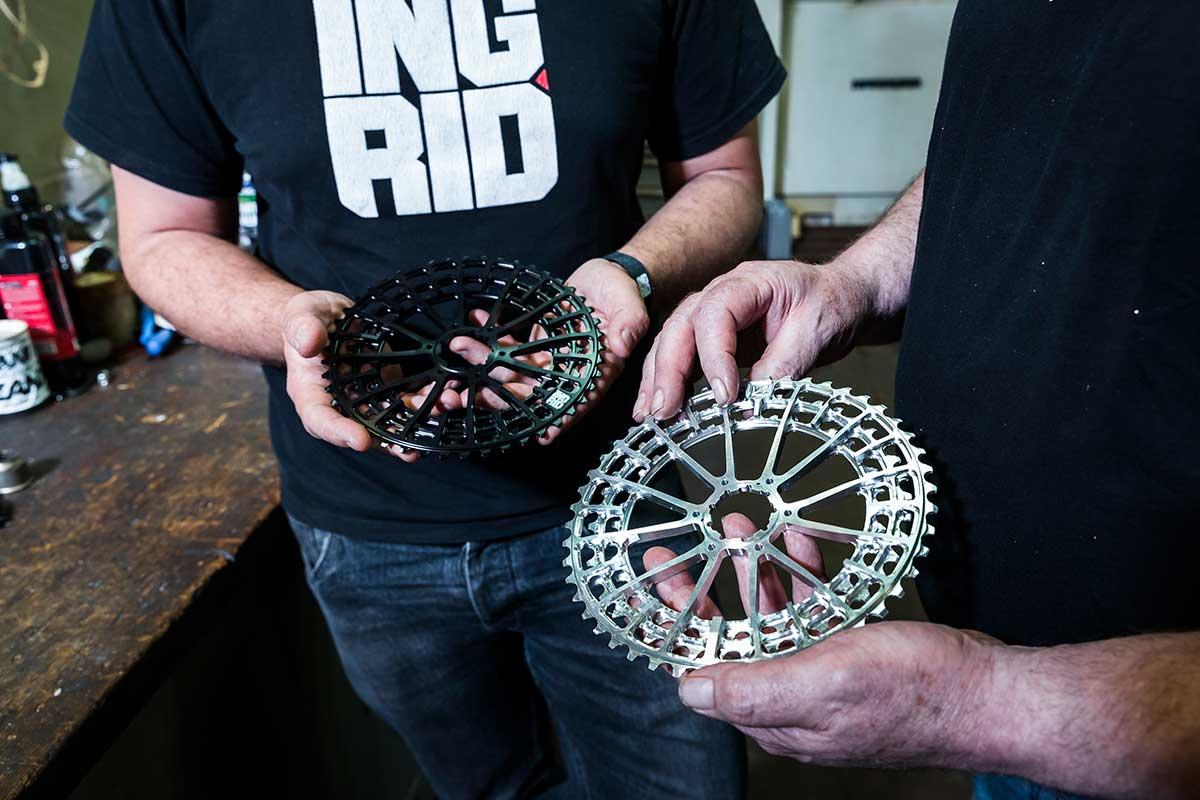 ingrid components alloy cassettes 2024