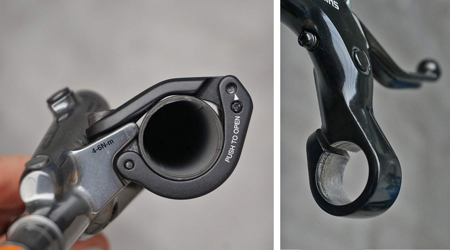 Beast MTB Flatbar 2.0 Riser Bars 2.0, lightweight reinforced carbon mountain bike handlebars,clamp types