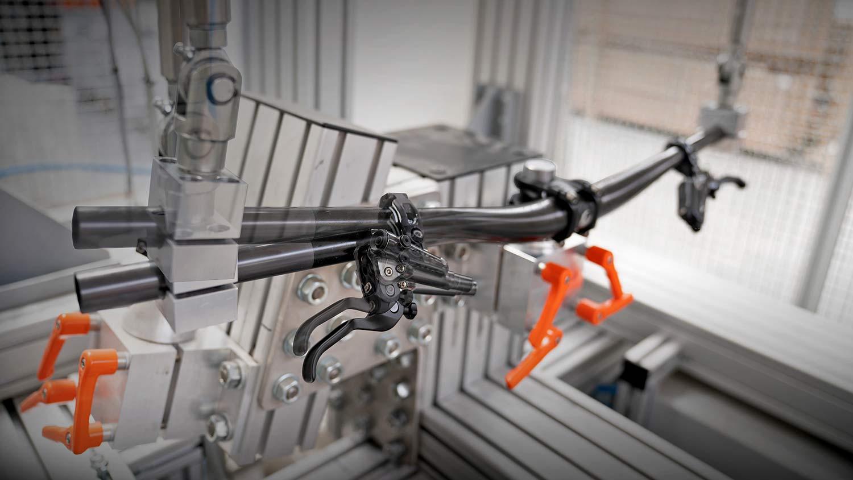 Beast MTB Flatbar 2.0 Riser Bars 2.0, lightweight reinforced carbon mountain bike handlebars,in-house testing