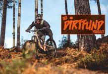 The DirtFund Project aims to #Senditforward, supporting privateer racers, Fergus Ryan