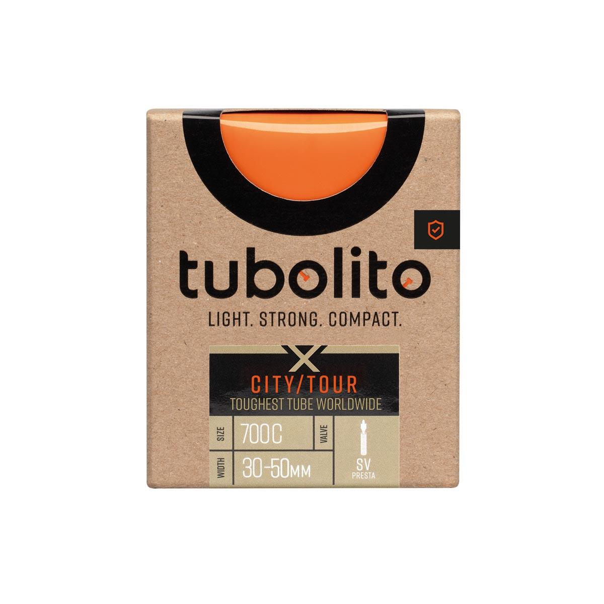 Tubolito X-Tubo City/Tour inner tube package
