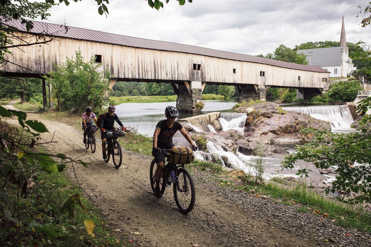 "Bikepack Dream Route: 5,000-Mile ""Eastern Divide Trail"" Nears Completion - Bikerumor"