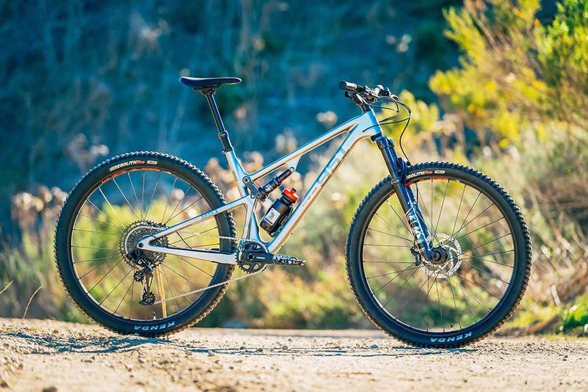 intense 951 xc bike carbon frame 120mm travel