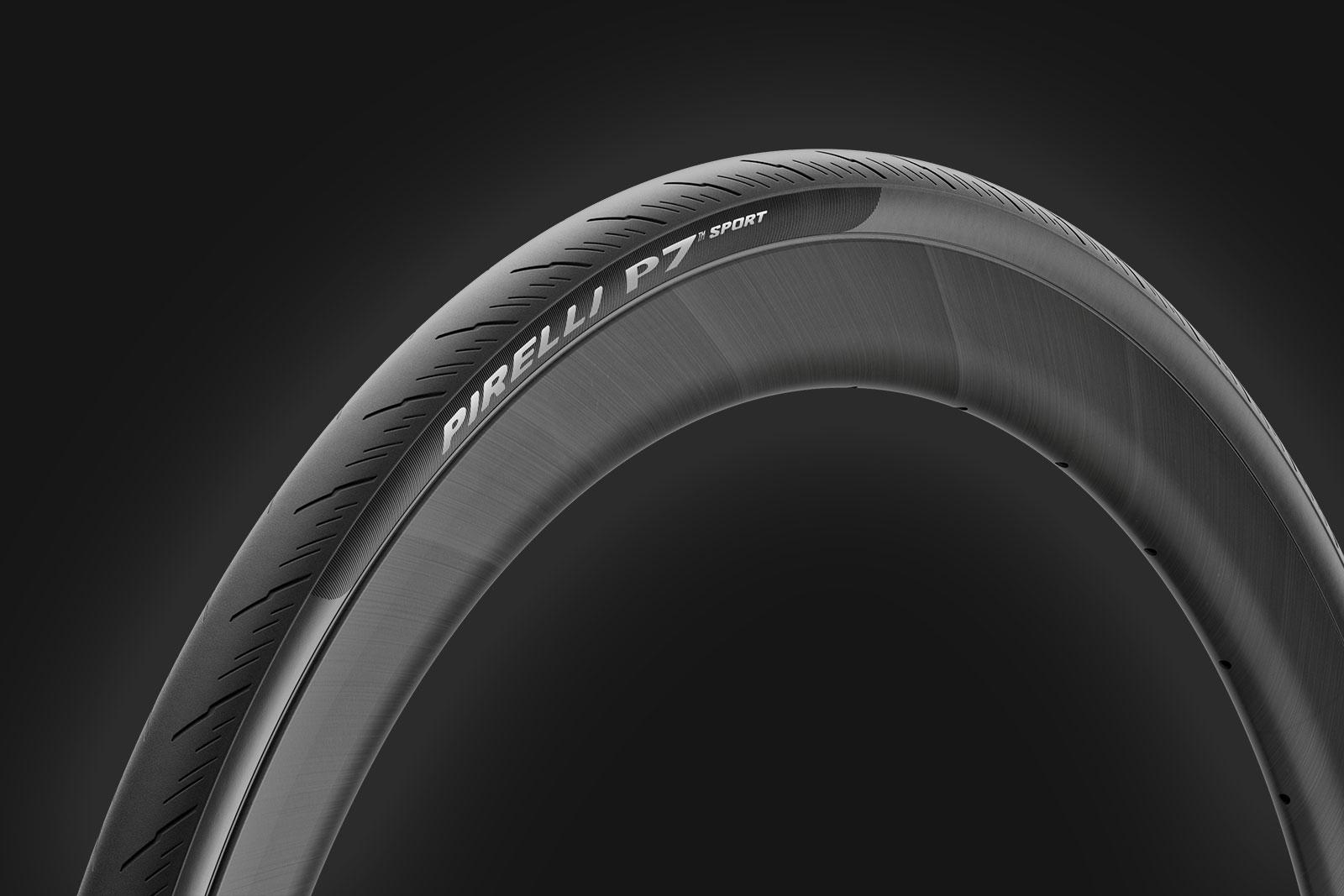 Pirelli P7 Sport clincher all-season road bike tire is grippy, durable & way more affordable - Bikerumor