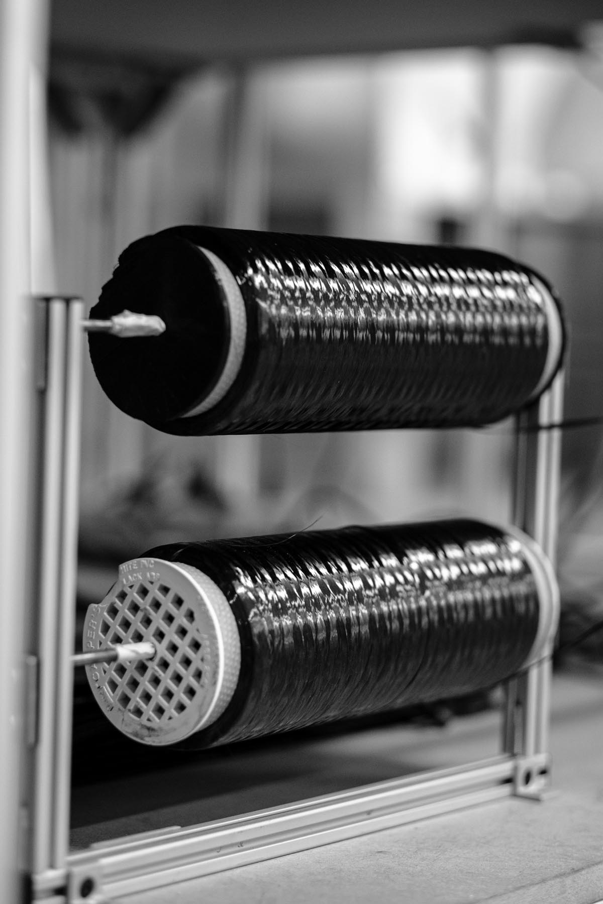 3T Italian frameset production carbon fibers