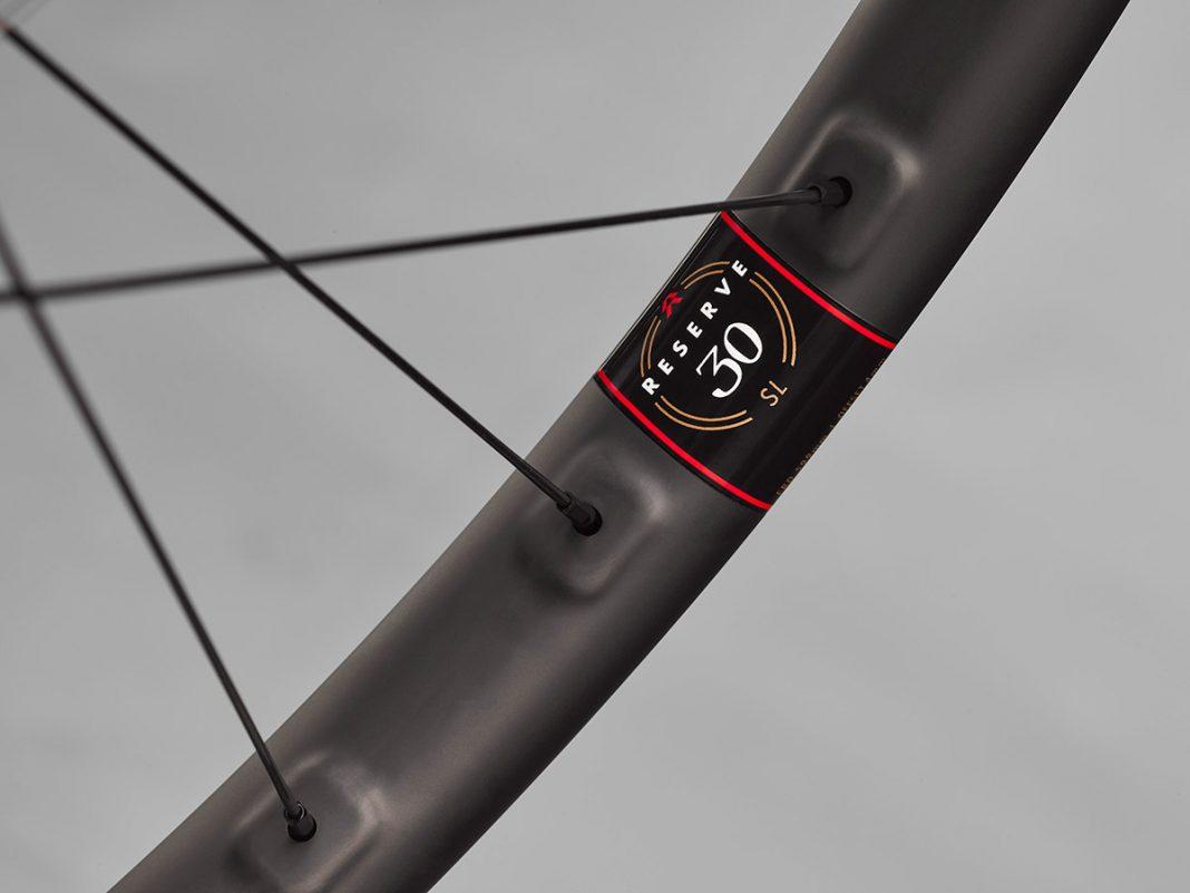 reserve 30 sl trail mtb rims carbon 440g each