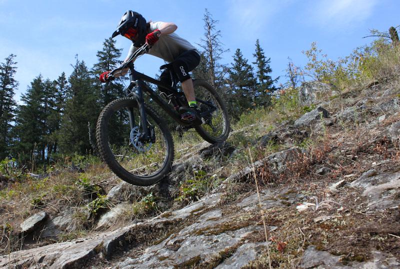 Orange Seal Endurance sealant, Steve Fisher riding