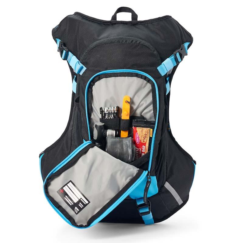 USWE Epic Series hydration pack, 12L, inside pocket