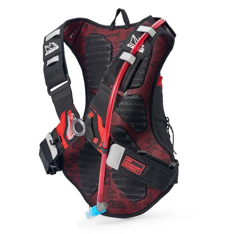 USWE Epic Series hydration pack, NDM harness