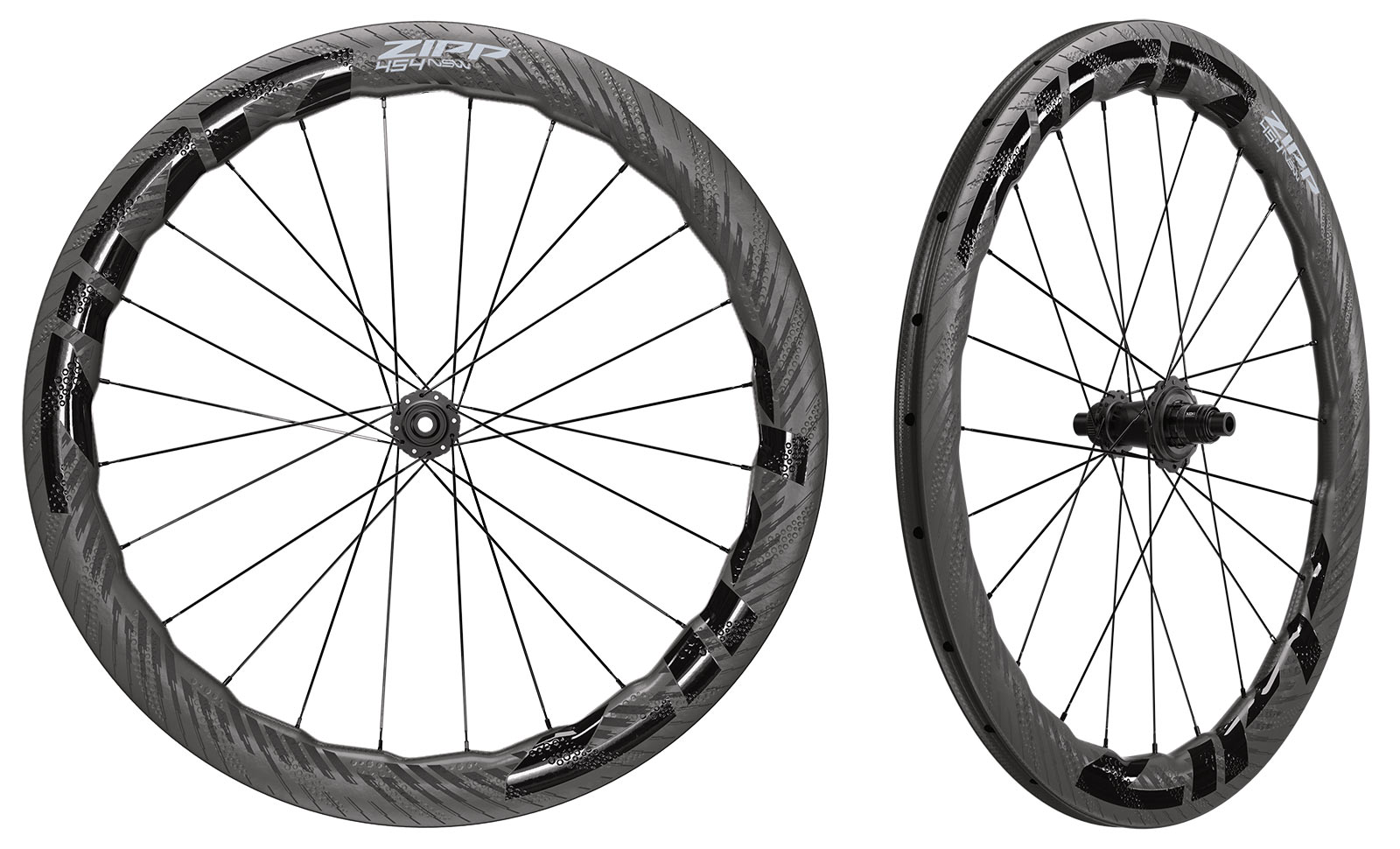 2022 zipp 454 NSW tubular disc brake road bike wheels