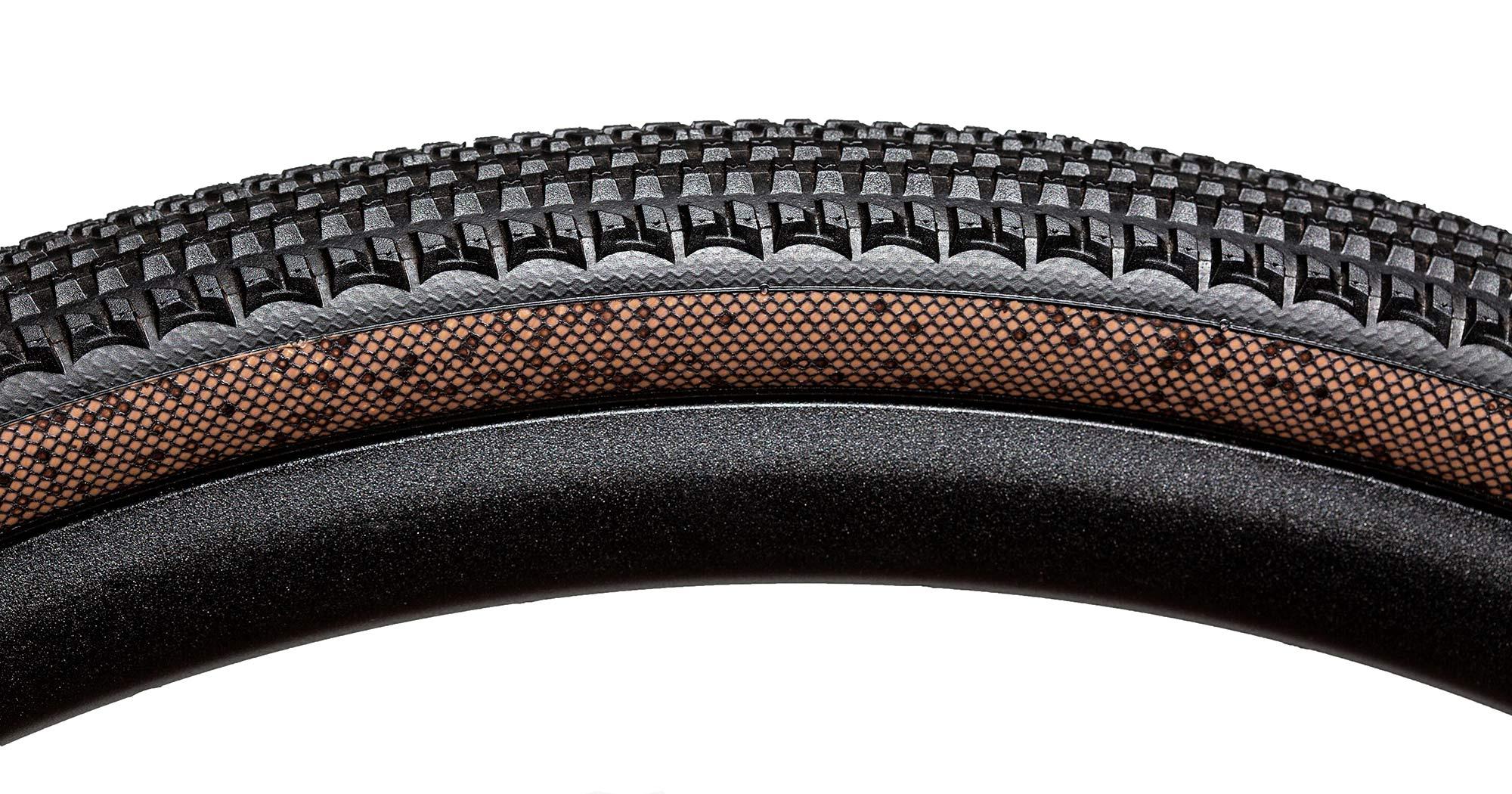 Hutchinson Gridskin lightweight reinforced sustainable gravel road bike tires,Toureg