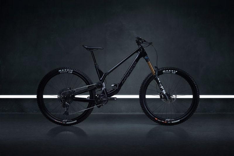 2022 norco range 29er high virtual pivot full suspension carbon mountain bike