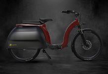 civilized cycles model 1 cargo ebike passenger cary