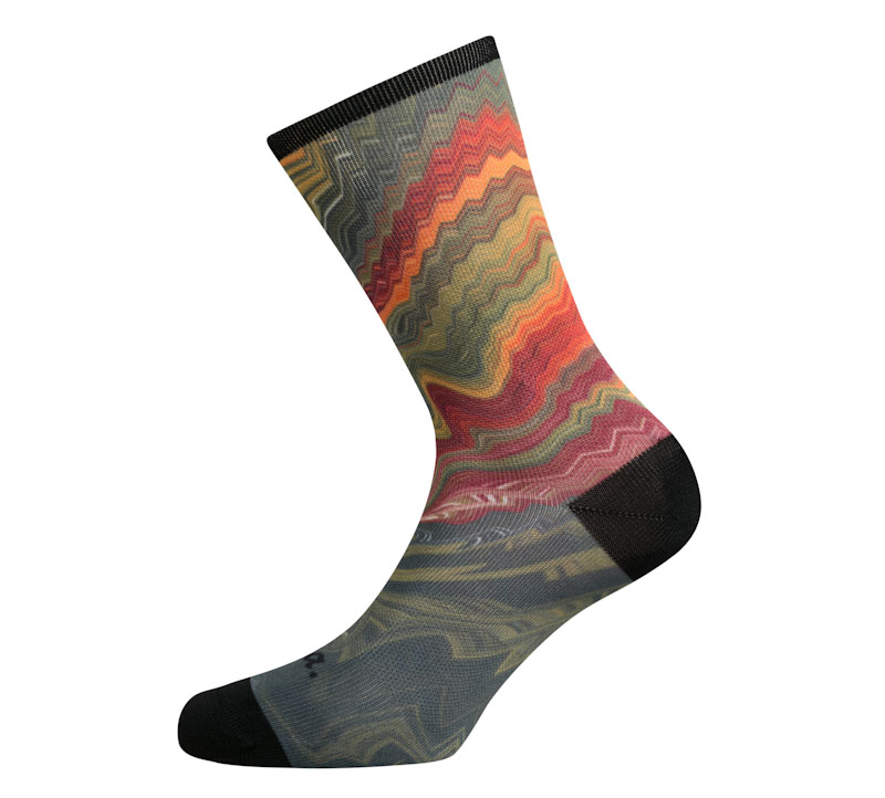 Rapha Nomad women's collection, Nomad sock