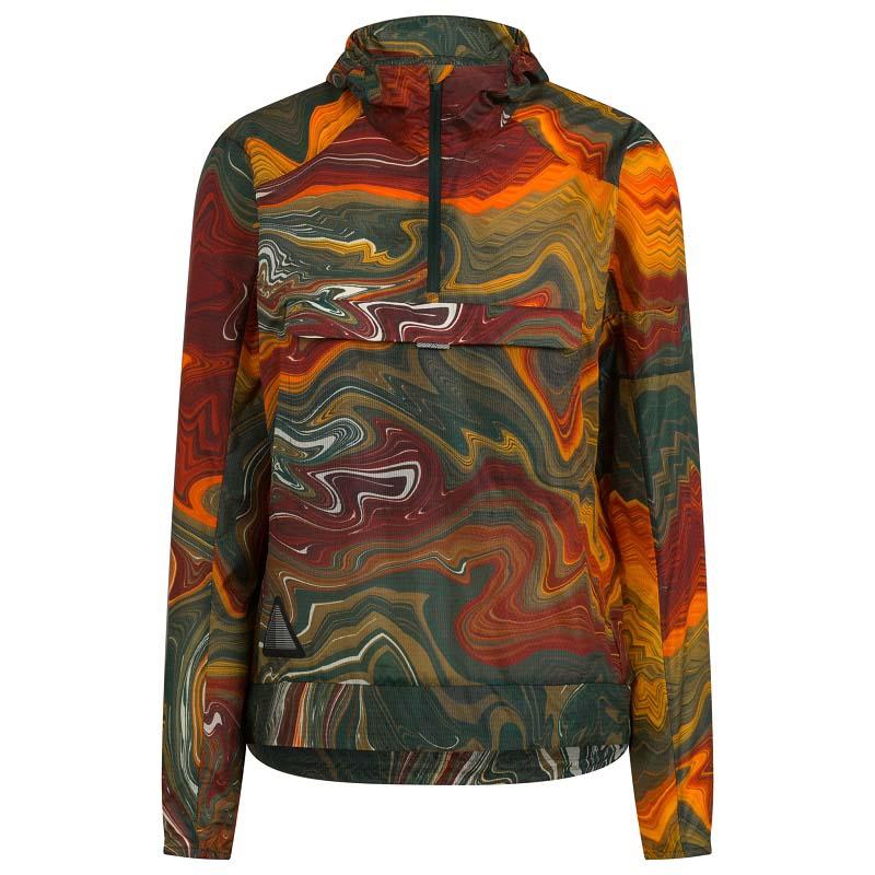 Rapha Nomad women's collection, wind jacket