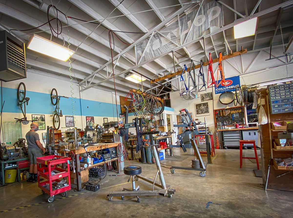 breadwinner cycles steel workshop