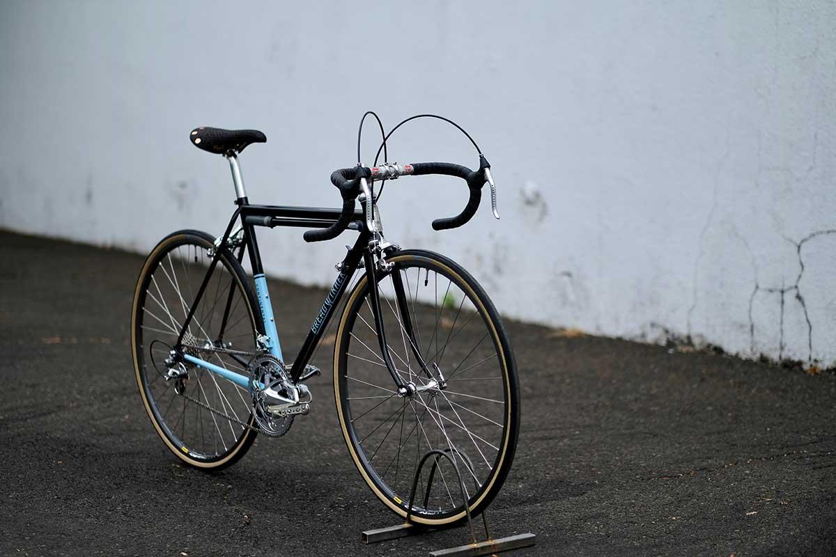 breadwinner cyles steel frame custom geometry