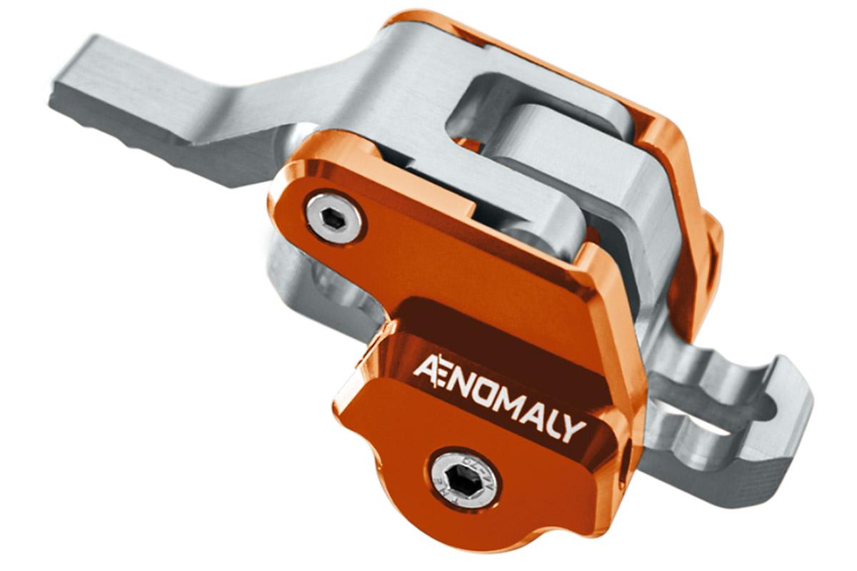 switchgrade orange saddle angle adjust on the fly