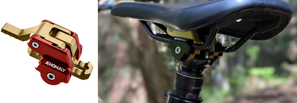 switchgrade with oneup v2 dropper post