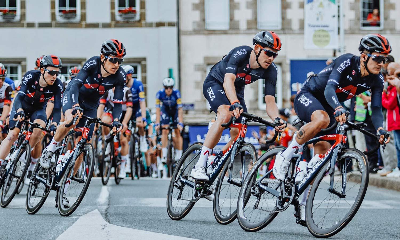 Princeton CarbonWorks Peak 4550 Launch Edition lightweight carbon aero road wheels, Team INEOS Grenadiers Tour de France tubular racing