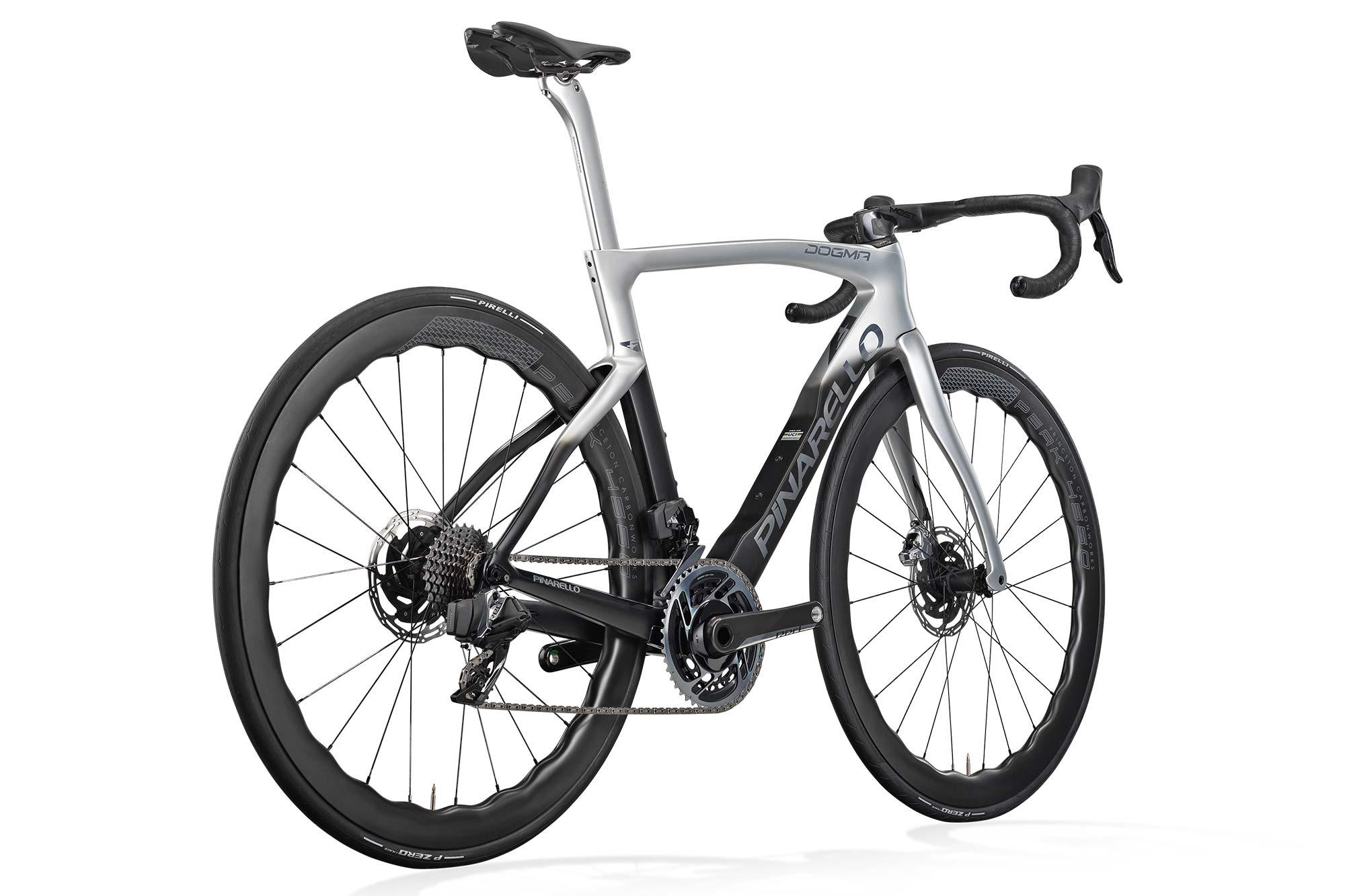 Princeton CarbonWorks Peak 4550 Launch Edition lightweight carbon aero road wheels,Pinarello Dogma F