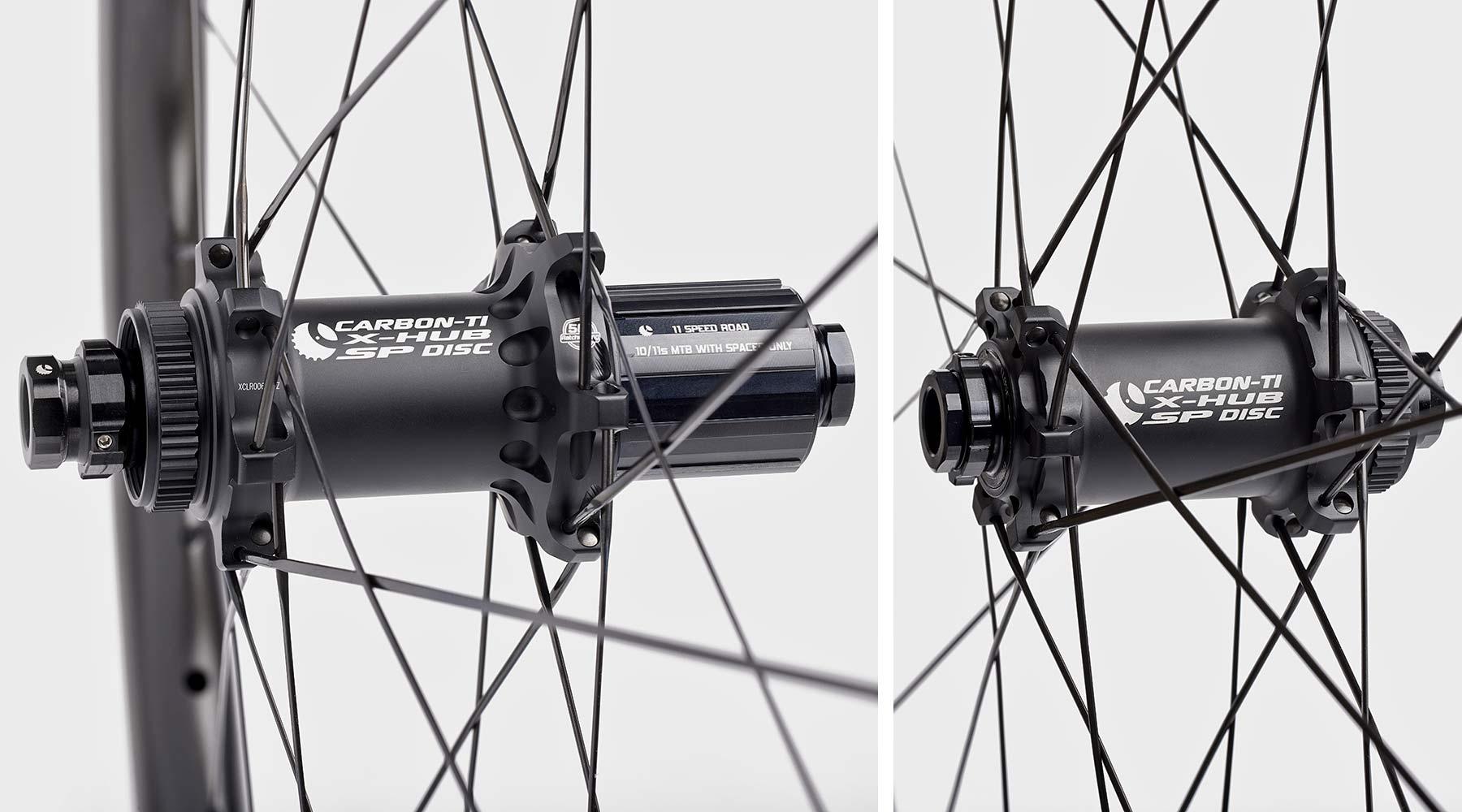 Princeton CarbonWorks Peak 4550 Launch Edition lightweight carbon aero road wheels,Carbon-Ti hubs