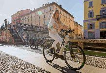 Blubrake ABS G2 bicycle anti-lock braking system, smaller lighter bike antilock brakes,city cruising