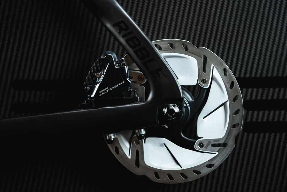 Ribble Ultra Tri Disc: rear disc brake