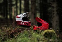 leatt 1.0 dh versus 8.0 dh helmet review test